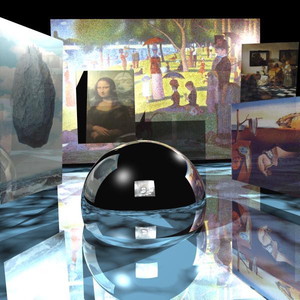 galeria de arte exposicion virtual