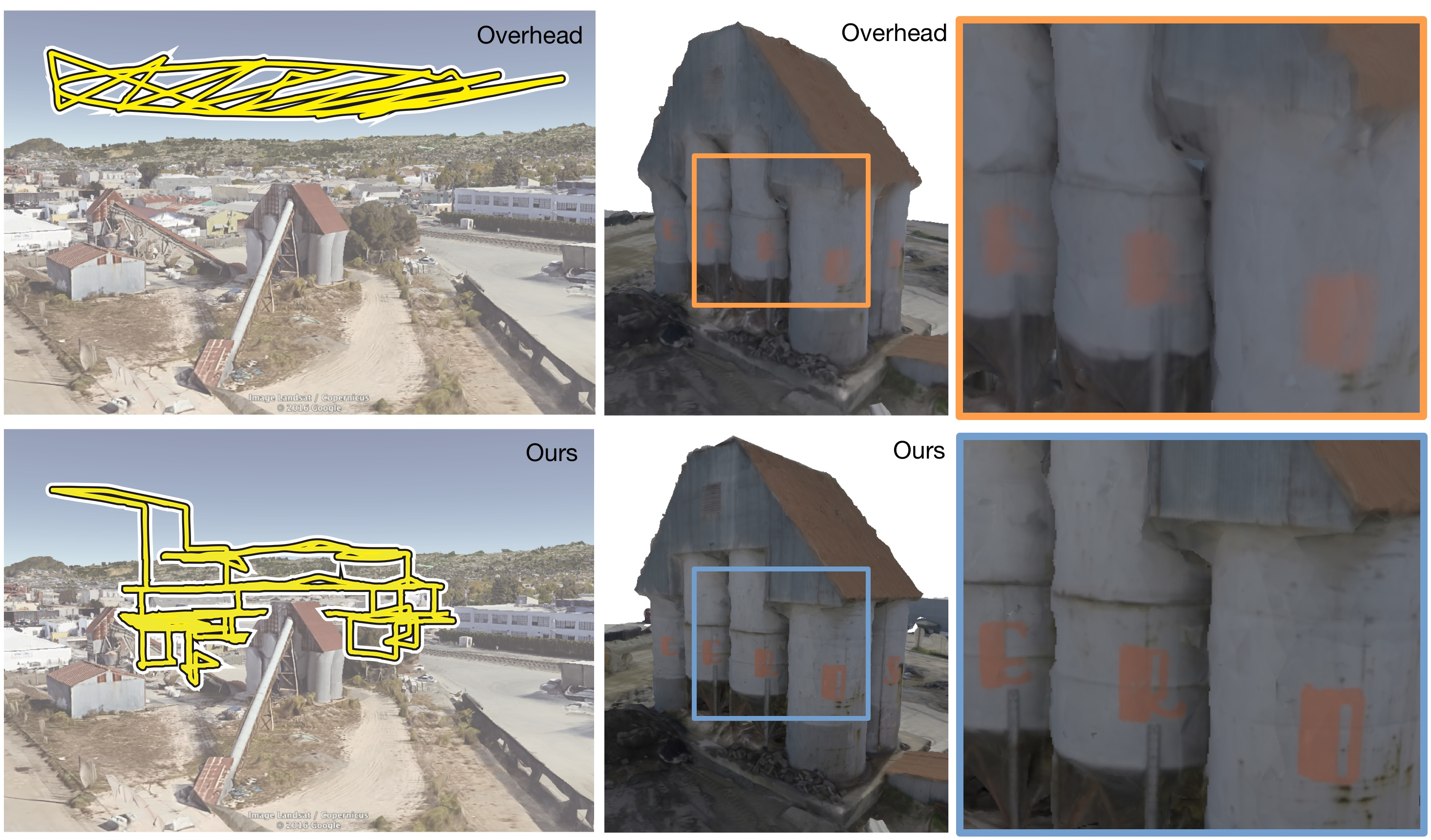 Submodular Trajectory Optimization for Aerial 3D Scanning