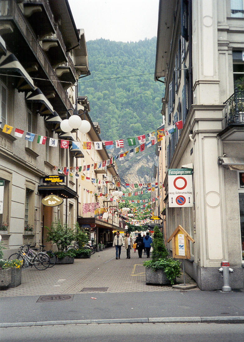 Towns In Switzerland Lucas Pereira