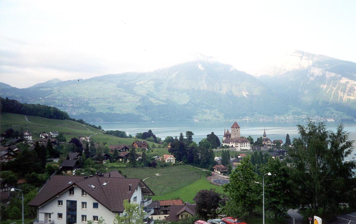 Towns In Switzerland Lucas Pereira