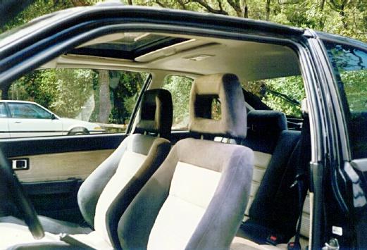 Lucas Pereiras Acura Integra - Acura integra seats