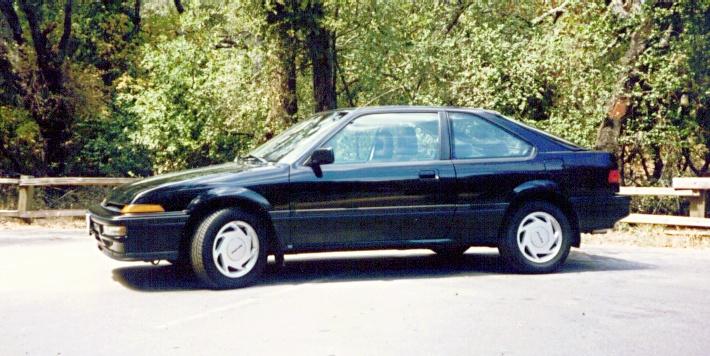 Lucas Pereira's '89 Acura Integra