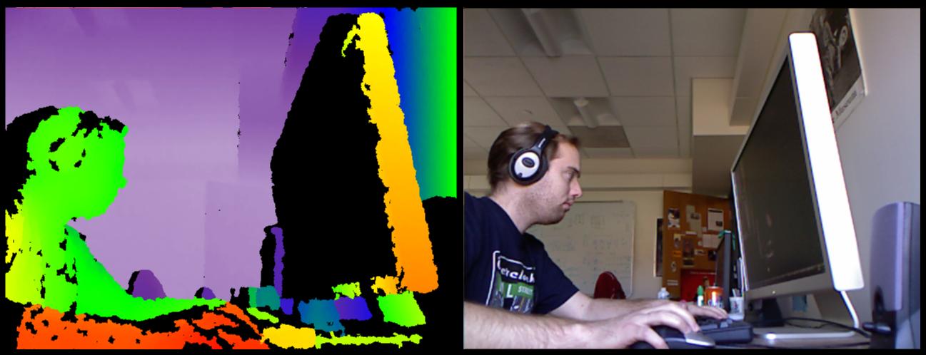 Matt's Webcorner - Kinect Sensor Programming
